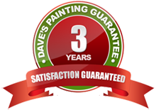 Our Three years Guarantee