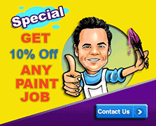 10% off on any paint job