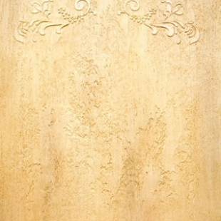 Florentine Scroll Wall