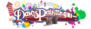 Dave's Painting logo-newyear