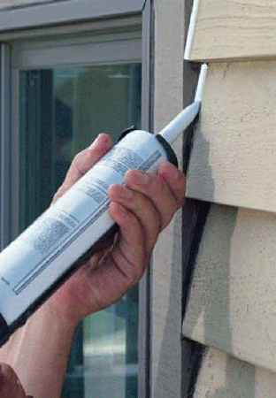 How to Properly Caulk