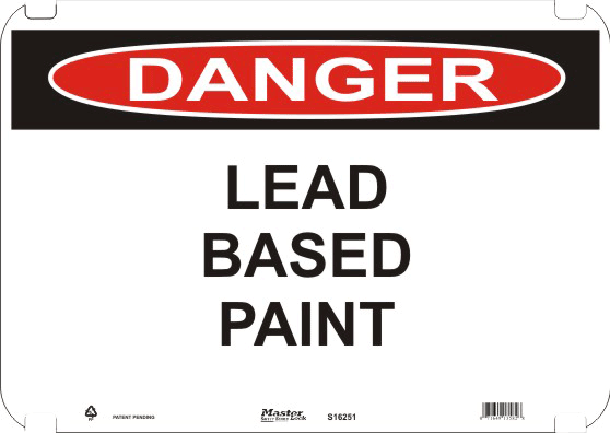 protect from lead based paint